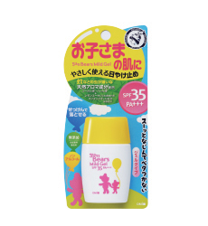 Sữa chống nắng Omi Menturm Sunbears Mild
