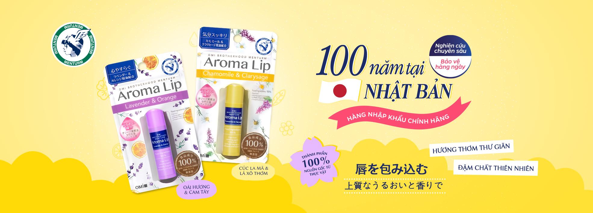 Son dưỡng OMI Aroma