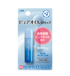 Son dưỡng OMI Menturm Select Lips Smooth Clear